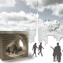 Sukkahville Design Competition Winning Exhibition: 'Hegemonikon' (12) Courtesy of Christina Zeibak and Daphne Dow