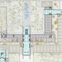 TBC Bank Headquarters Competition Entry (13) ground floor plan