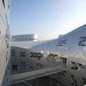 Georges-Freche School of Hotel Management / Massimiliano and Doriana Fuksas © Moreno Maggi; Georges-Freche School of Hotel Management / Massimiliano and Doriana Fuksas