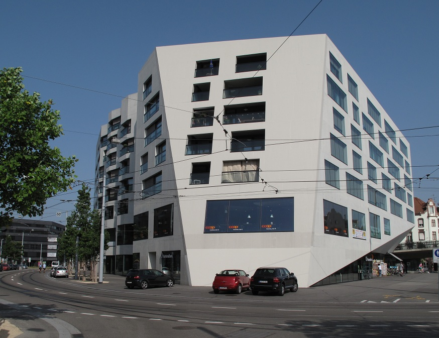 Volta Centre, Basel / Buchner Brndler Architekten