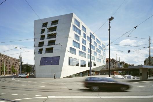Volta centre basel buchner br ndler architekten archdaily - Architekten basel ...