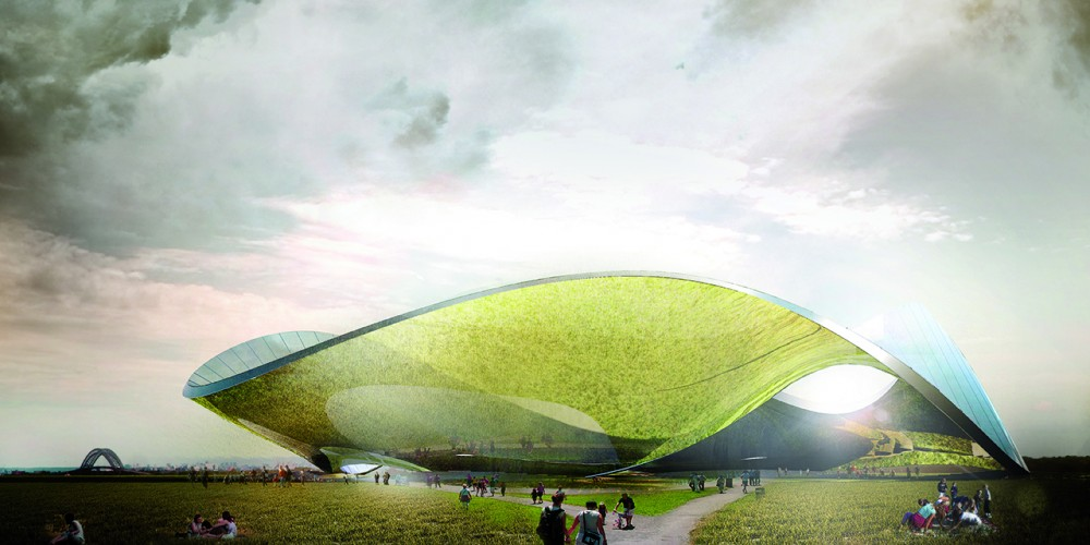 &#8216;Solar Loop&#8217; Competition Entry / Paolo Venturella &#038; MenoMenoPiu Architects