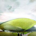 'Solar Loop' Competition Entry (1) © +imgs