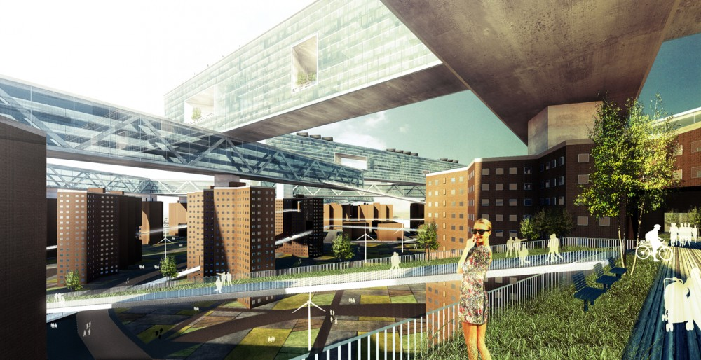 'TENACITY' Architectural Research Proposal / PinkCloud.DK
