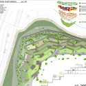 Collserola Park Competition Entry (9) housing masterplan