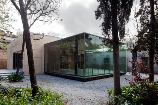 El Greco Museum / Pardo + Tapia Arquitectos Courtesy of Pardo + Tapia Arquitectos