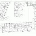 40 Homes, Maimona Saints / GAas architecture studio Floor Plan 01 01