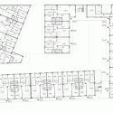 40 Homes, Maimona Saints / GAas architecture studio Floor Plan 02 01