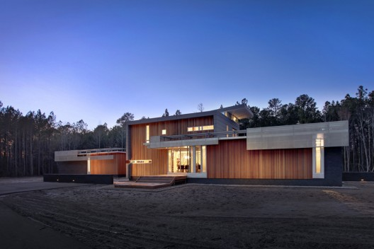 Greenville house tonic design archdaily for Greenville house