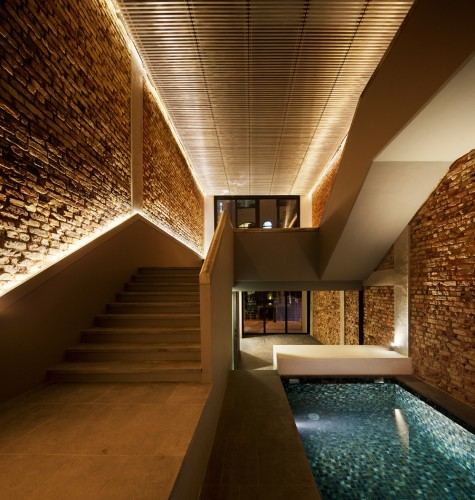 The Pool Shophouse / FARM © Jeremy San