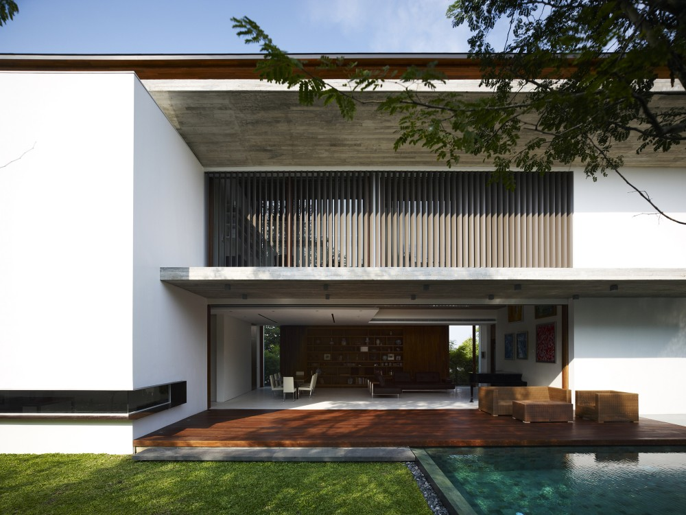 M House / ONG&ONG Pte Ltd