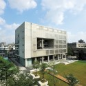 Shih Chien University Gymnasium and Library / Artech Architects  Jeffrey Cheng