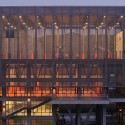 Shih Chien University Gymnasium and Library / Artech Architects © Jeffrey Cheng
