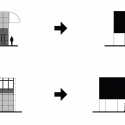 Gate House / NL Architects Elevation 01