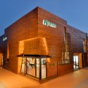 H3 Experience Center / Nota Design Group Courtesy of Nota Design Group