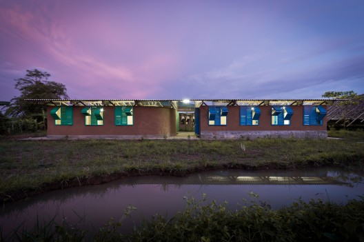 Medical Training Center of Mae Tao Clinic / a.gor.a Architects  Franc Pallars Lpez