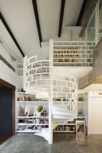The Brick Loft / FARM Architect © Jeremy San TzerNing