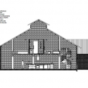 The Brick Loft / FARM Architect Section 02