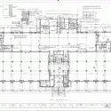 Florida State University William H. Johnston Building / Gould Evans Architects First Floor Plan 01