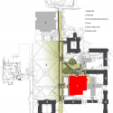 Florida State University William H. Johnston Building / Gould Evans Architects Site Plan 01