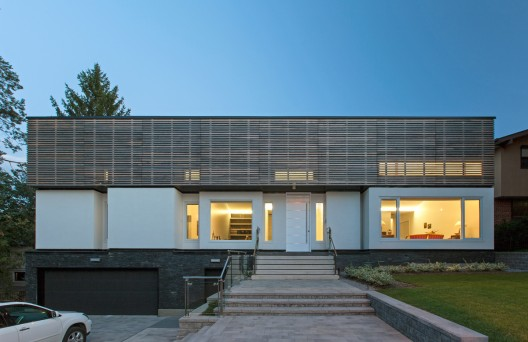 Gallery House / Reza Aliabadi [rzlbd]  borXu Design