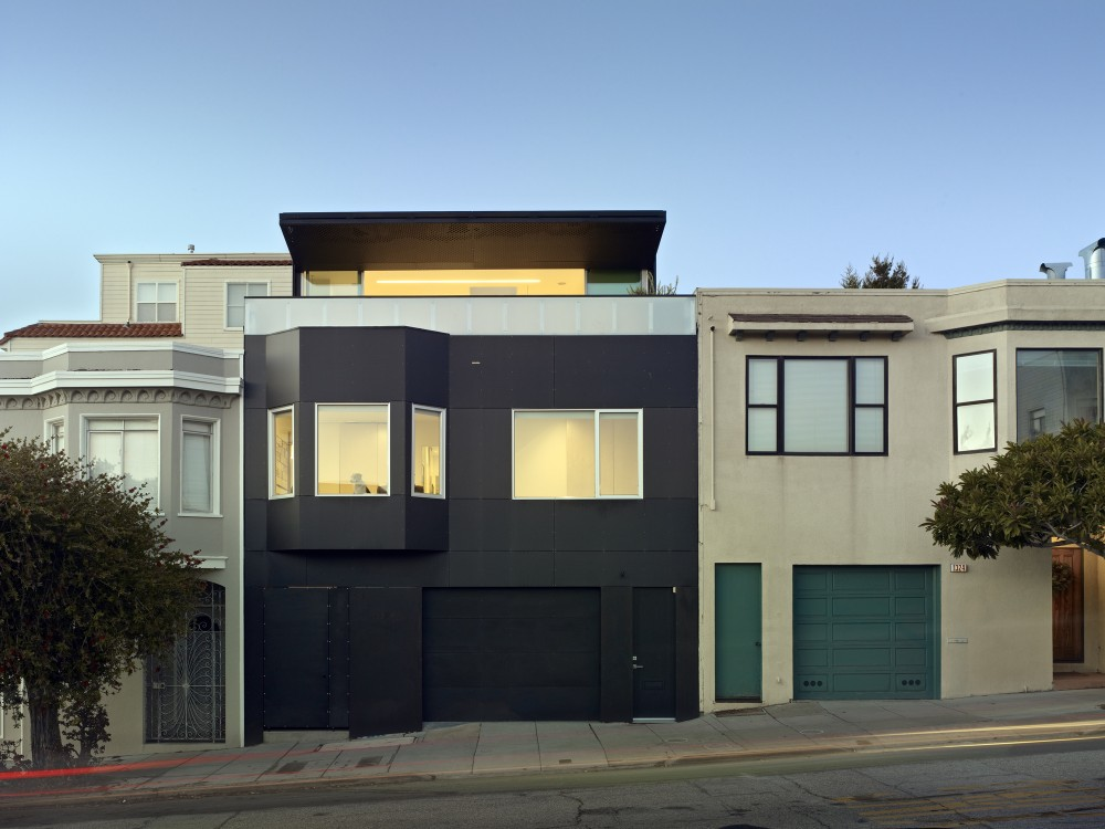 20th Street Residence / SF-OSL