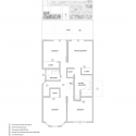 20th Street Residence / SF-OSL Plan 01