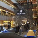Hublot Popup Store / Asylum Courtesy of The Hour Glass