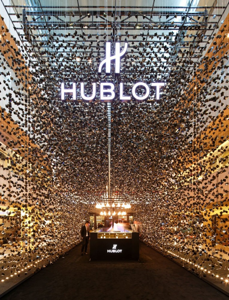 Hublot Popup Store / Asylum