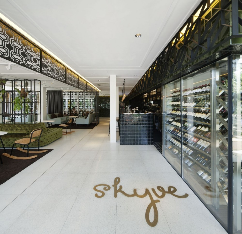 Skyve Bistro / FARM