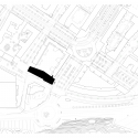 Mältaren Office Building / Rosenbergs Arkitekter Site Plan 01
