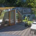Garden estudio en Amsterdam Watergraafsmeer / CC-Studio © John Lewis Marshall