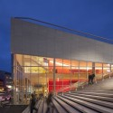 Plassen Cultural Center / 3XN Architects  Adam Mork