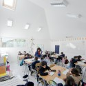 Catch Light Classrooms / LAND Arquitectos © Sergio Pirrone