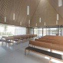 Ingelheim Funeral Chapel / Bayer & Strobel Architekten Courtesy of Bayer & Strobel Architekten