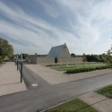Ingelheim Funeral Chapel / Bayer & Strobel Architekten Courtesy of Bayer & Strobel Architekten