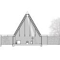 Ingelheim Funeral Chapel / Bayer & Strobel Architekten Section 02