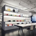 Marc by Marc Jacobs Showroom / Jaklitsch / Gardner Architects PC © Scott Frances