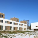 St-Agatha-Berchem Sustainable Social Housing / Buro II & Archi+I © Filip Dujardin
