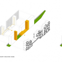 Basket Apartments in Paris / OFIS architects Diagram 02