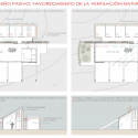 House in Bioclimatic Experimental Urbanization / Jos Luis Rodrguez Gil Detail 04