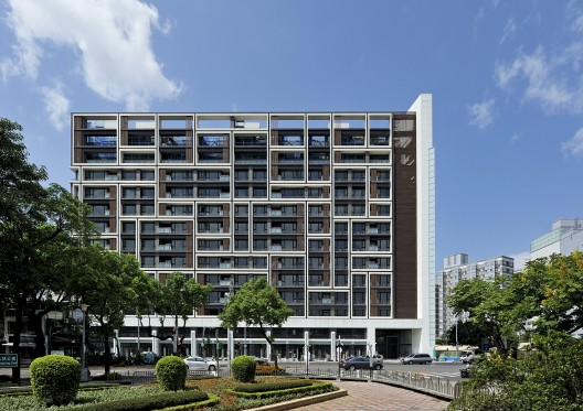 Housing in Taipei / Chin Architects © Jeffrey Cheng