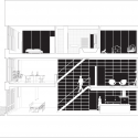 Vertical Loft / Shift Architecture Urbanism Section 01