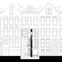 Vertical Loft / Shift Architecture Urbanism Cross Section 01