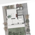 House 0614 / Simpraxis Architects Ground Floor Plan 01