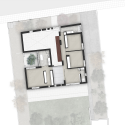 House 0614 / Simpraxis Architects First Floor Plan 01