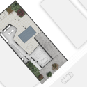 House 0605 / Simpraxis Architects Ground Floor Plan 01