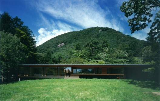 House in Hanareyama / Kidosaki Architects Studio Courtesy of Kidosaki Architects Studio