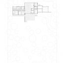House in Hanareyama / Kidosaki Architects Studio Site Plan 01