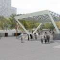 In Progress: Theatre at Nathan Phillips Square / Perkins+Will © Perkins+Will